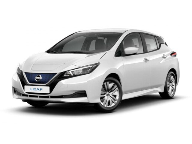 Nissan Leaf ZE1 MY21 Batterie 40 kWh Automatikgetriebe -  Leasing ohne Anzahlung - 43,99€