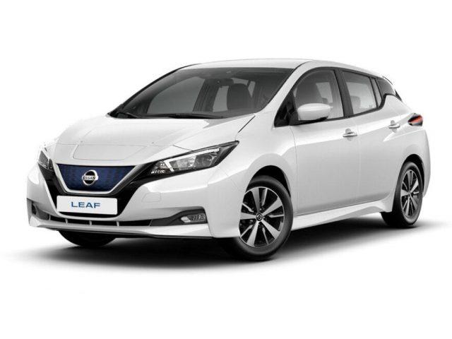 Nissan Leaf ZE1 MY20 150PS Winterpaket Sitzheizung Navigation -  Leasing ohne Anzahlung - 146,32€