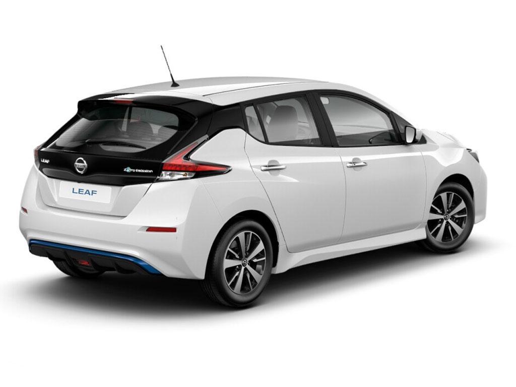 Nissan Leaf ZE1 MY20 150PS Winterpaket Sitzheizung Navigation - Leasing ohne Anzahlung - 318727_02
