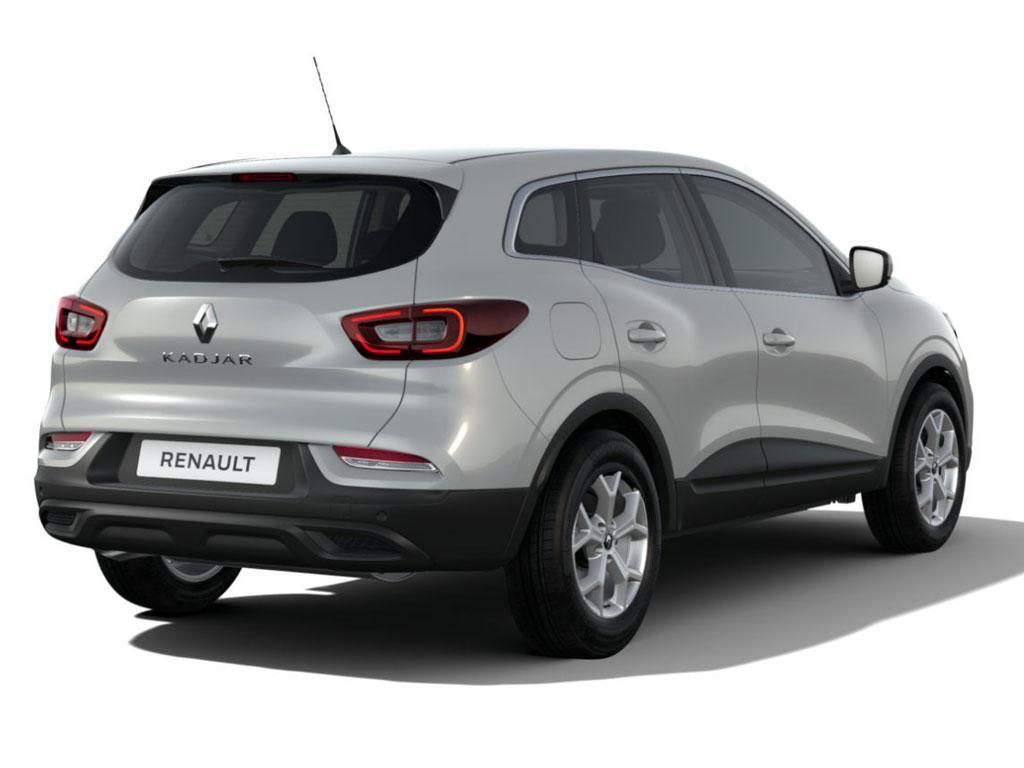 Renault Kadjar ZEN TCe 140 GPF *Einparkhilfe* *Tempopilot* *Apple CarPlay* - Leasing ohne Anzahlung - 318728_02