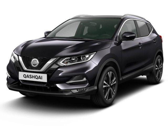 Nissan Qashqai Zama 1.3 DIG-T DCT Doppelkupplungsgetriebe *Navig* *Panorama* *Sofort verfuegbar* -  Leasing ohne Anzahlung - 169,00€