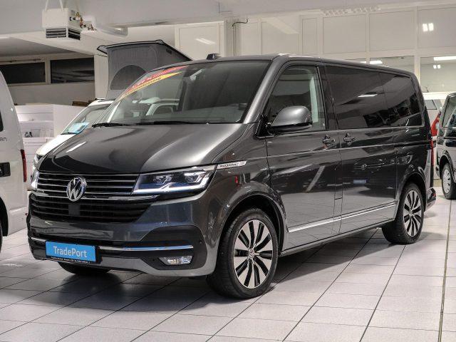 Volkswagen T6 Multivan T6.1 Highline 4M DSG Navi LED Vollleder -  Leasing ohne Anzahlung - 778,00€