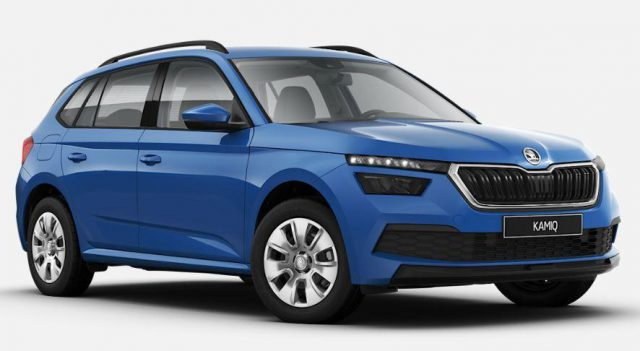 Skoda Kamiq Active 1.0 TSI *TEL SHZ PDC SMART-LINK LED -  Leasing ohne Anzahlung - 166,00€