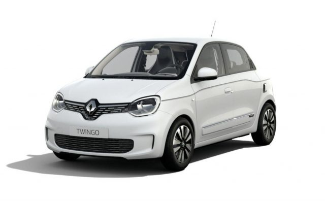 Renault Twingo Intens SCe 65 Start & Stop -  Leasing ohne Anzahlung - 100,00€