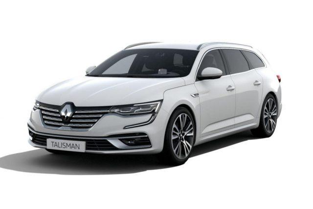 Renault Talisman Grandtour Grdt. INIT. PARIS BLUE dCi 190 Mod -  Leasing ohne Anzahlung - 424,00€