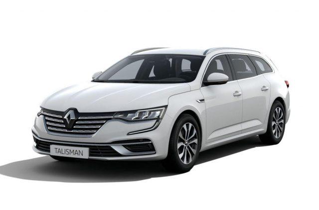 Renault Talisman Grandtour ZEN TCe 160 EDC GPF 2020 -  Leasing ohne Anzahlung - 158,00€