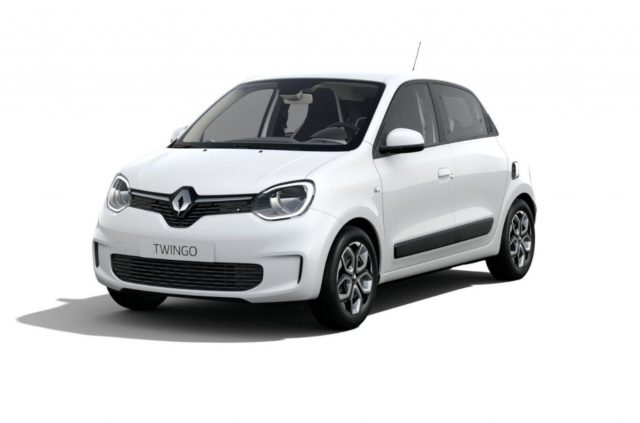 Renault Twingo Limited SCe 65 Start & Stop -  Leasing ohne Anzahlung - 91,00€