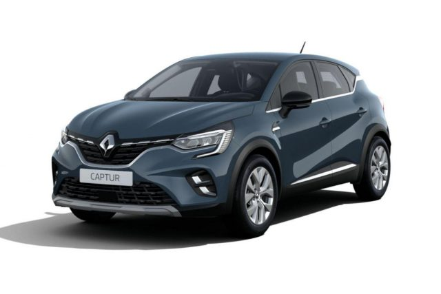 Renault Captur INTENS TCe 100 LPG Modell 2020 -  Leasing ohne Anzahlung - 222,00€