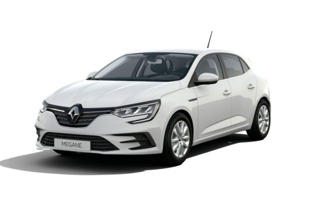 Renault Mégane Megane ZEN TCe 140 GPF Modell 2020 -  Leasing ohne Anzahlung - 163,00€