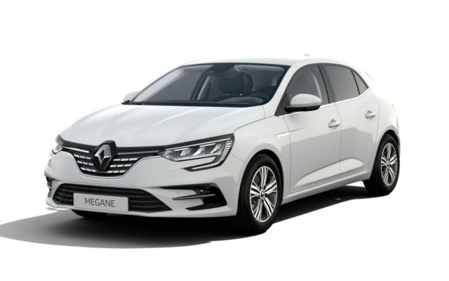 Renault Megane INTENS BLUE dCi 115 Modell 2020 -  Leasing ohne Anzahlung - 210,00€