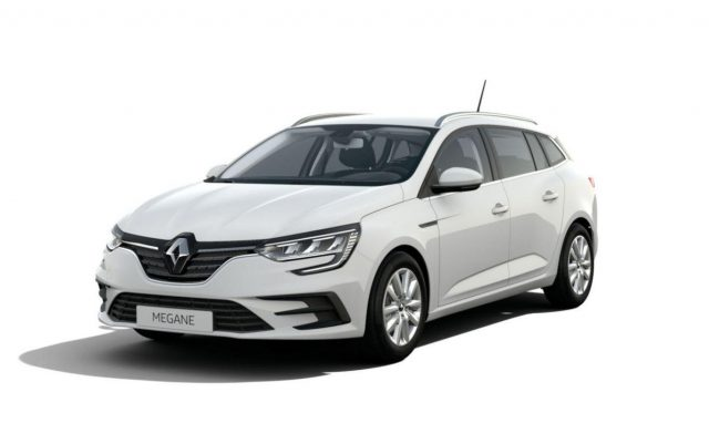 Renault Mégane Megane Grandtour ZEN TCe 140 GPF Modell 2020 -  Leasing ohne Anzahlung - 171,00€