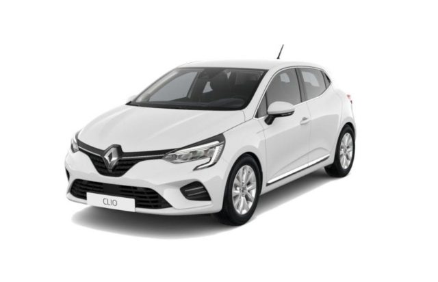 Renault Clio V INTENS TCe 90 X-tronic -  Leasing ohne Anzahlung - 125,00€