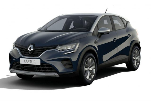 Renault Captur EXPERIENCE TCe 90 Modell 2020 -  Leasing ohne Anzahlung - 136,00€