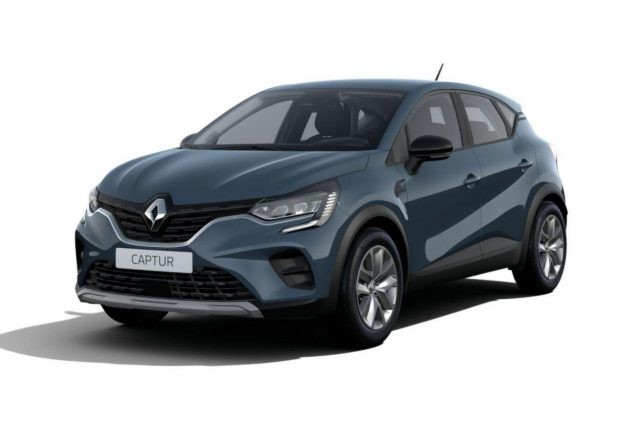Renault Captur EXPERIENCE TCe 140 EDC GPF Modell -  Leasing ohne Anzahlung - 226,00€