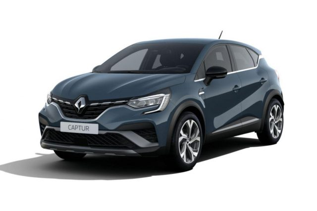 Renault Captur EDITION ONE TCe 140 GPF Modell 2020 -  Leasing ohne Anzahlung - 246,00€