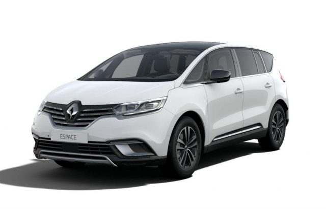 Renault Espace INTENS BLUE dCi 190 EDC Modell 2020 -  Leasing ohne Anzahlung - 390,00€
