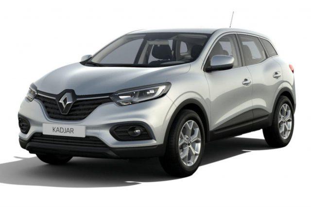 Renault Kadjar ZEN TCe 140 EDC GPF -  Leasing ohne Anzahlung - 181,00€