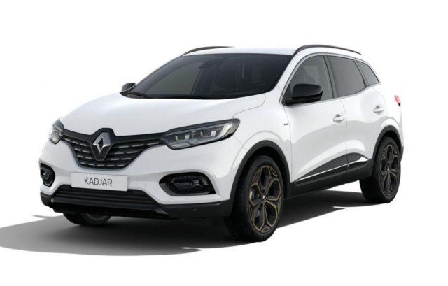 Renault Kadjar BLACK EDITION TCe 160 EDC GPF -  Leasing ohne Anzahlung - 234,00€
