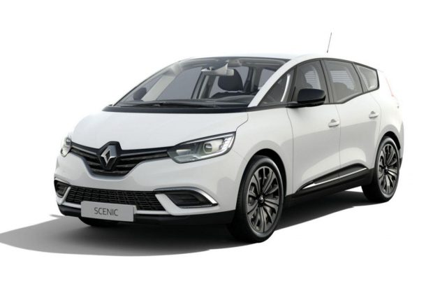 Renault Grand Scenic ZEN TCe 115 GPF 7-Sitzer -  Leasing ohne Anzahlung - 196,00€