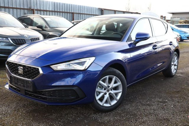 Seat Leon 1.5 TSI 130 Style VollLED VirtC FullL -  Leasing ohne Anzahlung - 174,00€