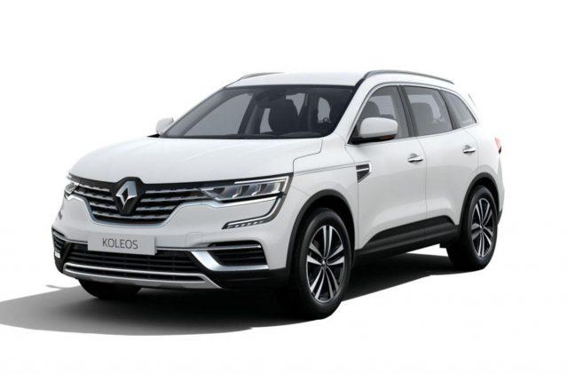 Renault Koleos ZEN BLUE dCi 185 X-tronic -  Leasing ohne Anzahlung - 241,00€