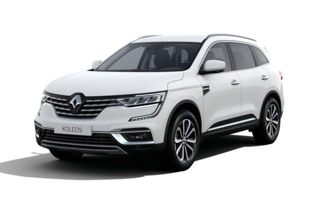 Renault Koleos INTENS BLUE dCi 185 4WD X-tronic -  Leasing ohne Anzahlung - 265,00€