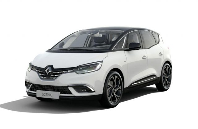 Renault Scenic BLACK EDITION TCe 140 GPF -  Leasing ohne Anzahlung - 209,00€
