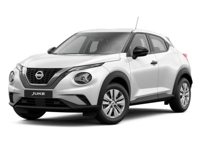 Nissan Juke VISIA 1.0 DIG-T *LED* *Tempomat* *Klima* -  Leasing ohne Anzahlung - 127,00€