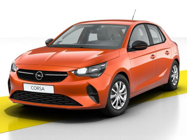Opel Corsa Edition 1.2 75PS 5-Türer *DAB+* *Klima* -  Leasing ohne Anzahlung - 129,00€