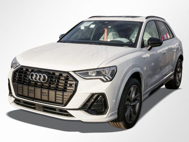 Audi Q3 35 TFSI S tronic line LED/Navi+/Optik/Pano -  Leasing ohne Anzahlung - 569,00€