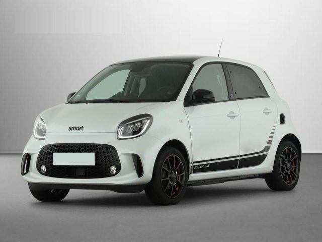 Smart forfour EQ *edition one* Schnelllader Pano Voll -  Leasing ohne Anzahlung - 171,00€