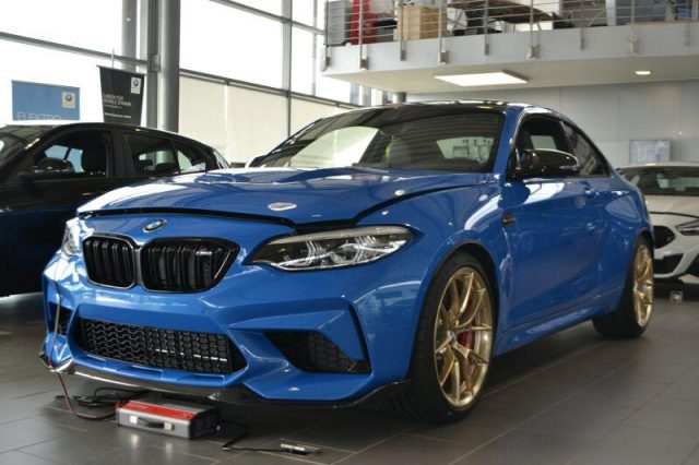 BMW M2 CS -  Leasing ohne Anzahlung - 1.350,00€