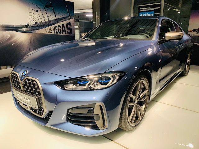BMW 4er 40i xDrive Coupé M-SPORT -  Leasing ohne Anzahlung - 703,15€