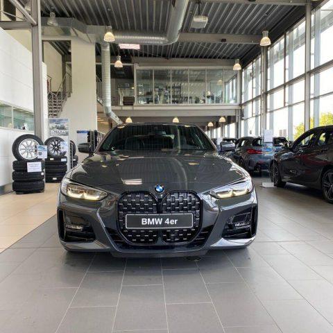 BMW 4er 430i Coupé M-Sportpaket -  Leasing ohne Anzahlung - 719,00€