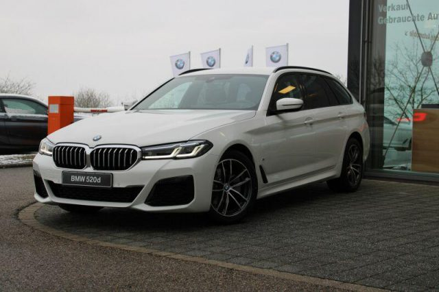 BMW 5er 520d xDrive Touring M Sportpaket -  Leasing ohne Anzahlung - 713,00€