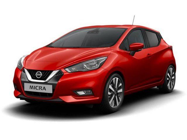 Nissan Micra Visia Plus 1.0 5-Türer *Audiosystem* *Sitzheizung* *Klima* -  Leasing ohne Anzahlung - 116,00€