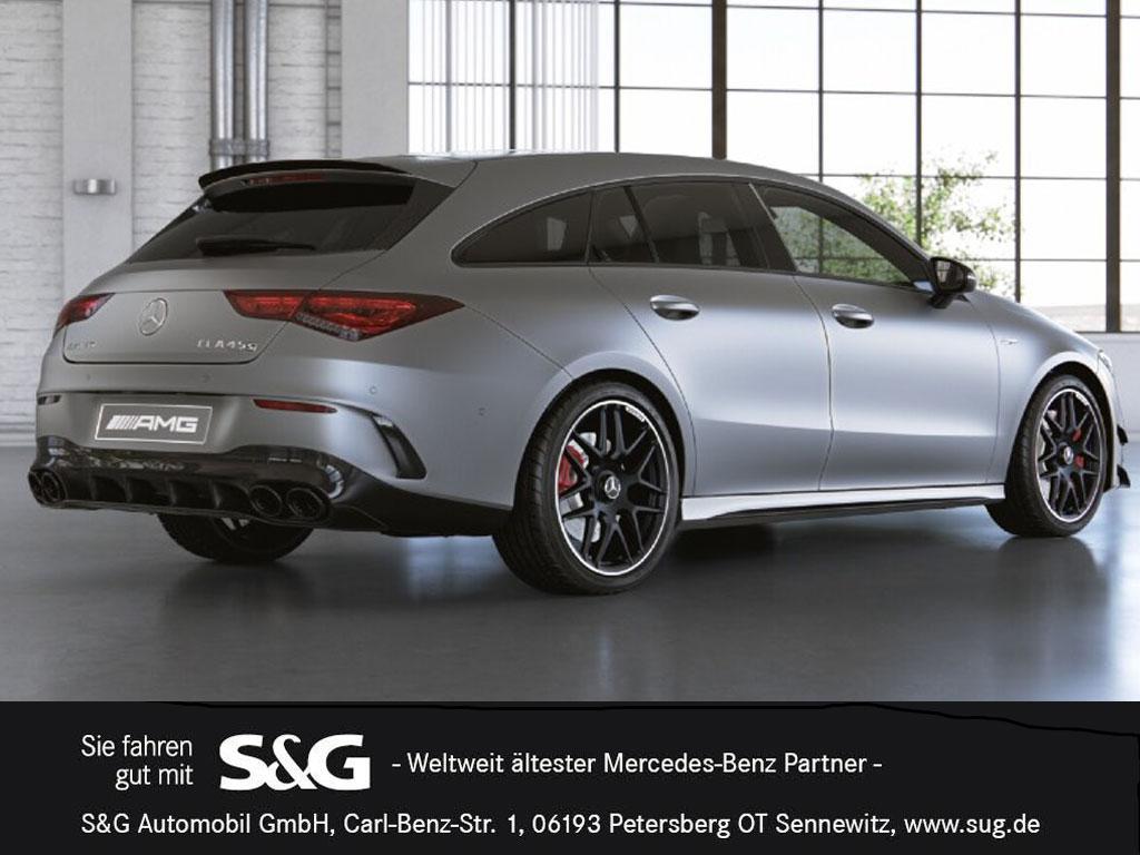 Mercedes-Benz CLA 45 S 4MATIC+ Shooting Brake *Aerodynamik Paket* *High End - Leasing ohne Anzahlung - 342100_02