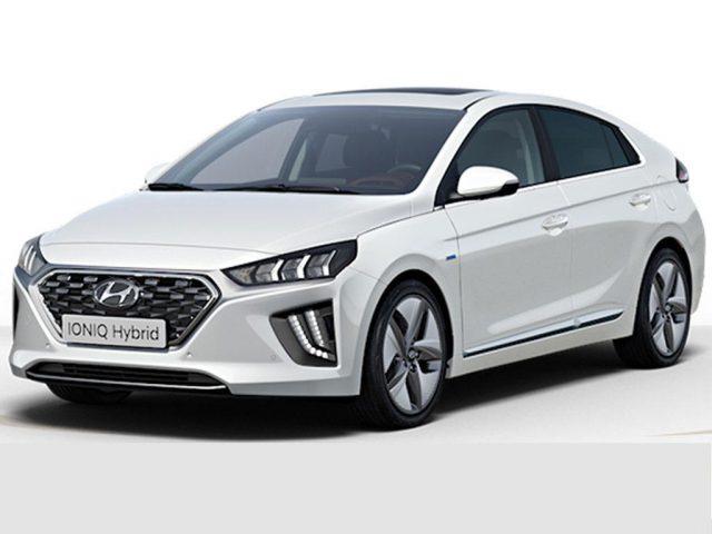 Hyundai IONIQ Plug-in-Hybrid 1.6 GDI *Einparkhilfe* *LED TFL* -  Leasing ohne Anzahlung - 141,61€