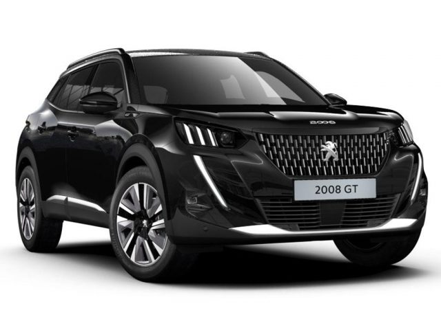 Peugeot 2008 GT Pack 1.2l PureTech 155 *Full-LED* *FocalSound* *Navig* -  Leasing ohne Anzahlung - 199,00€