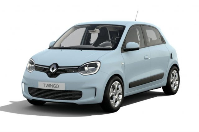Renault Twingo LIMITED SCe 65 Start & Stop SchiebeD -  Leasing ohne Anzahlung - 128,00€