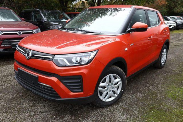 Ssangyong Tivoli 1.5 T-GDI 163 4WD Amber Klima PDC Temp -  Leasing ohne Anzahlung - 141,00€