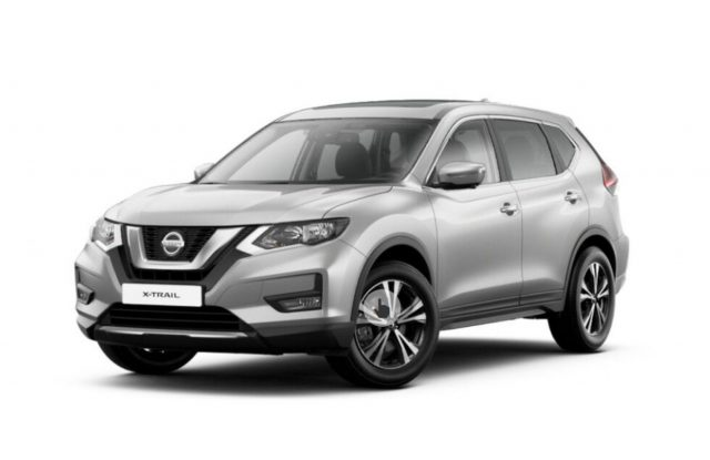 Nissan X-Trail 1.6 Dig-T 163 N-Connecta 7-S SchiebeD -  Leasing ohne Anzahlung - 190,00€