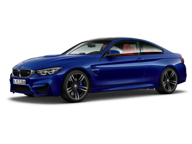 BMW M4 Coupé EURO6 Competition P. Head-Up HiFi M DKG -  Leasing ohne Anzahlung - 673,02€