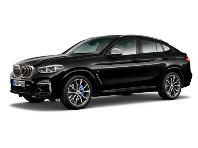 BMW X4 M40d EURO6 M Sportbr. Head-Up HK HiFi DAB LED -  Leasing ohne Anzahlung - 683,81€