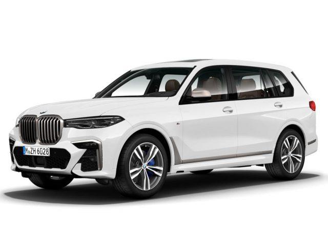BMW X7 M50i EURO6 Gestiksteuerung B&W Surround M Spo -  Leasing ohne Anzahlung - 1.161,53€