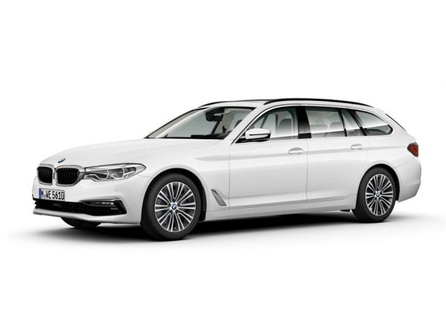 BMW 5er 540d xDrive Touring EURO6 Sportpaket Ferngesteue -  Leasing ohne Anzahlung - 500,92€