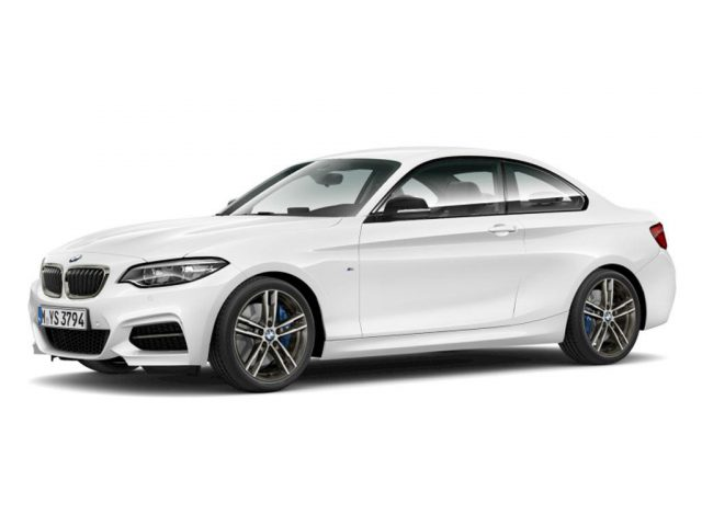 BMW 2er 218i Coupé EURO6 Sportpaket Navi Bus. RTTI Tempo -  Leasing ohne Anzahlung - 320,31€
