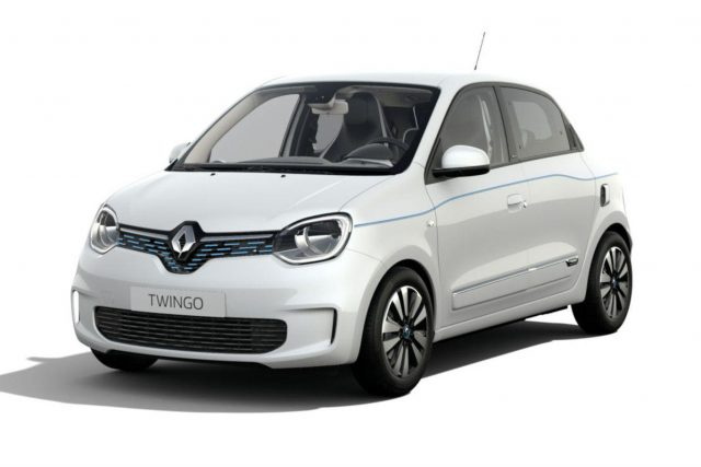 Renault Twingo Electric INTENS inkl. Förd.* -  Leasing ohne Anzahlung - 77,00€