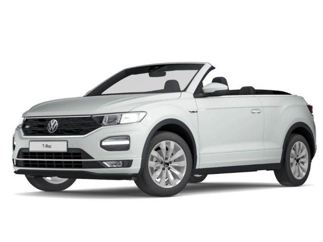 Volkswagen T-Roc Carbiolet R-Line 1.5 l TSI OPF 110 kW (150 PS) *Einparkhilfe* *Lane Assist* -  Leasing ohne Anzahlung - 211,82€