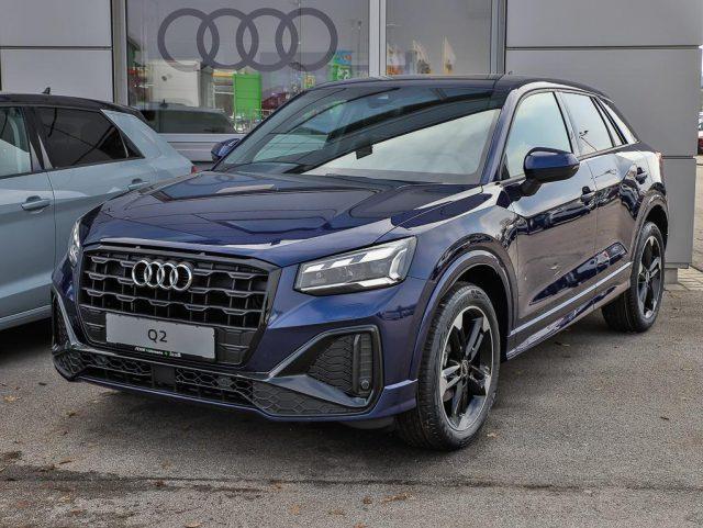 Audi Q2 S line 35 TFSI tronic AHK virtl. Cockpit -  Leasing ohne Anzahlung - 479,00€